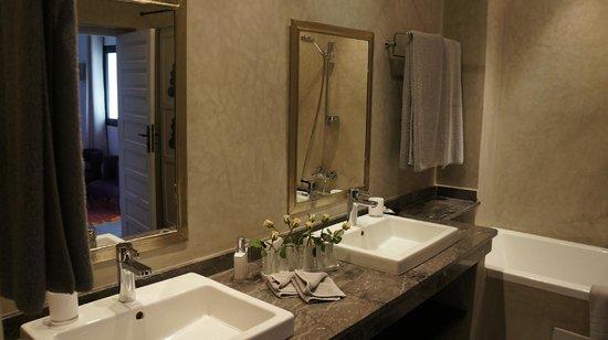 Riad Shanima & Spa: Salle de Bain