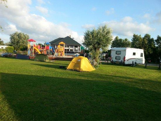 Camping de Badhoeve: camping