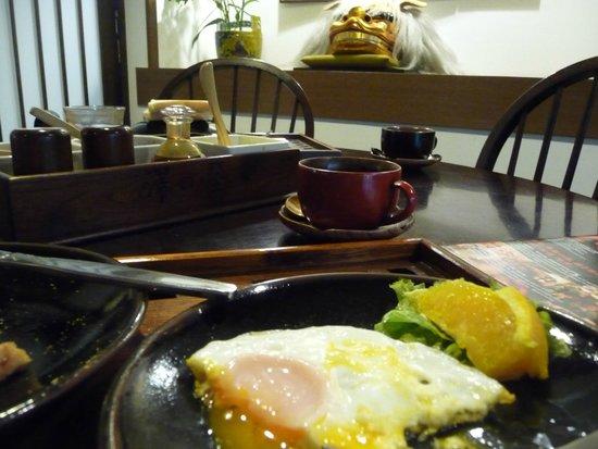 Breakfast - Picture of Ryokan Sawanoya, Yanaka - Tripadvisor