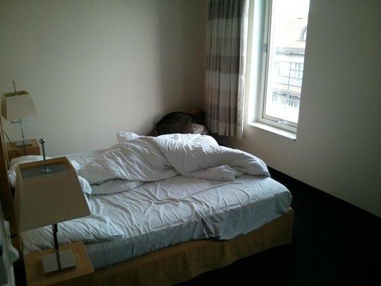 Hotel Clement Praque: bedroom