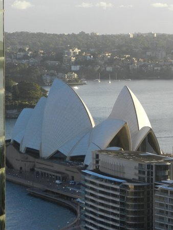 Sydney Harbour Marriott Hotel at Circular Quay: Sydney Harbour View