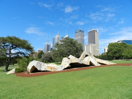 Marriott Sydney Harbour at Circular Quay: Royal Botanic Gardens