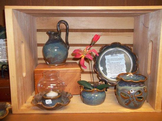 Latham's Pottery Seagrove, N.C.
