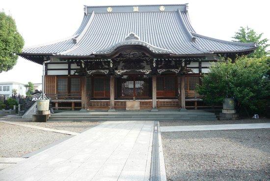 Ryokan Sawanoya : Neighborhood Temple