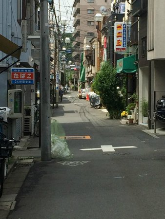 Ryokan Sawanoya : Street view