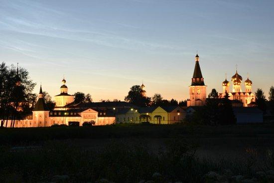 Iver Svyatoozersky Monastery : Иверский святоозерский мужской монастырь