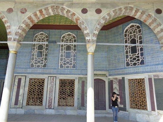 Topkapi Palace : Dependência do Palácio