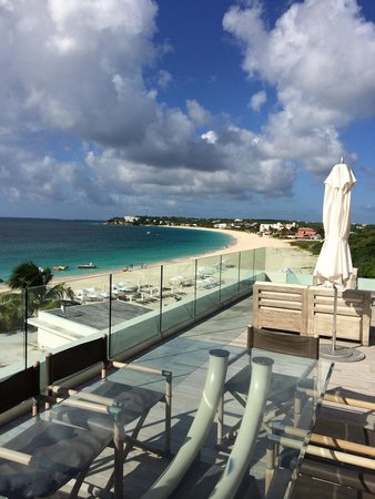 Four Seasons Resort and Residences Anguilla: Rooftop suite