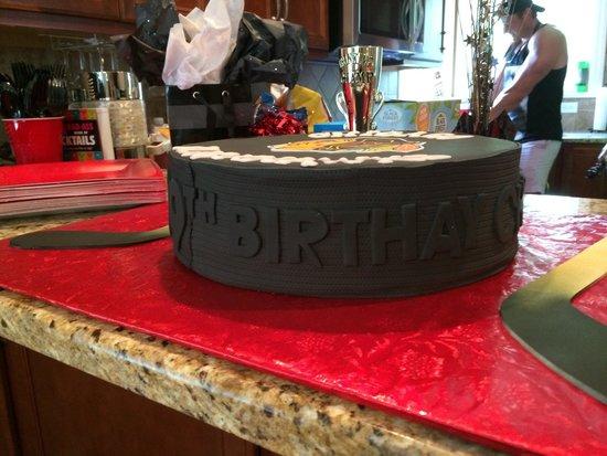 Super Blue Cake Co Little Rock Restaurant Reviews Photos Phone Funny Birthday Cards Online Benoljebrpdamsfinfo