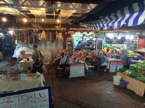 Oztoklu Restaurant : Great atmosphere