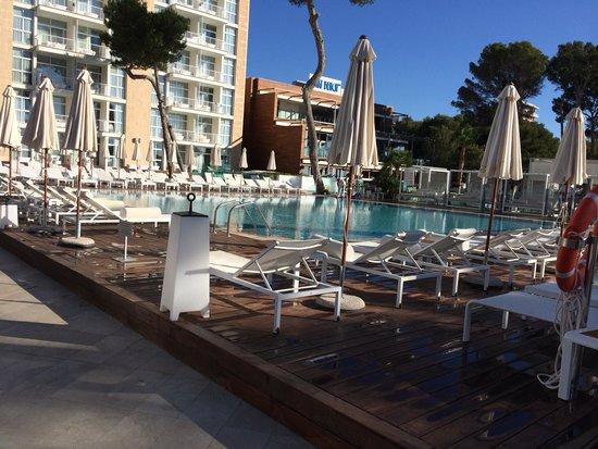 ME Mallorca: Pool