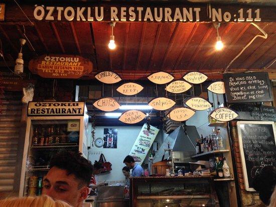 Oztoklu Restaurant : Beautiful