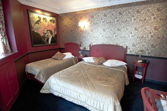 Hotel Saint-Jacques: camera tripla
