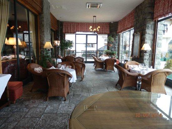 Llao Llao Hotel and Resort, Golf-Spa : Jardin de invierno