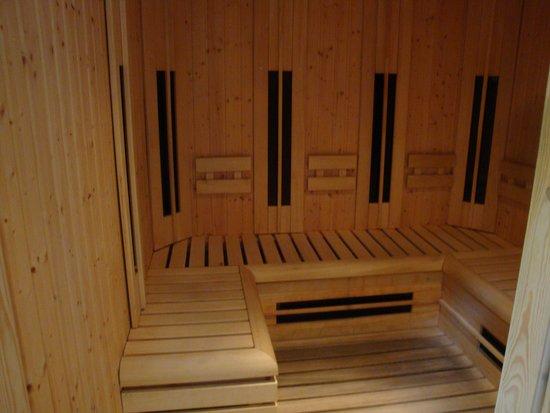 Sandton Hotel De Roskam: Sauna