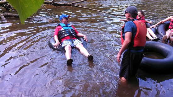 Big Big on the Battenkill: Adjusting to the Battenkill River temperature.