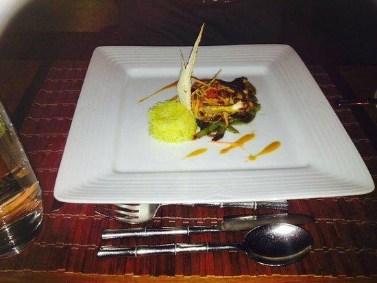 Jetwing Vil Uyana : Nice Food