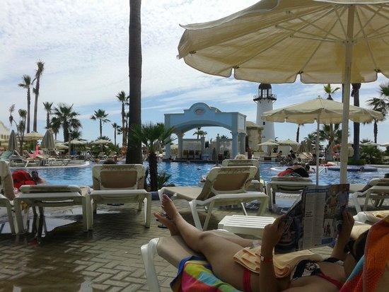 ClubHotel Riu Chiclana: piscina