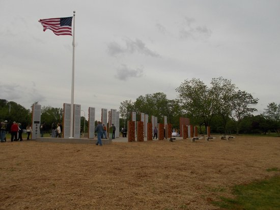 Garner Veteran's Memorial at Lake Benson Park