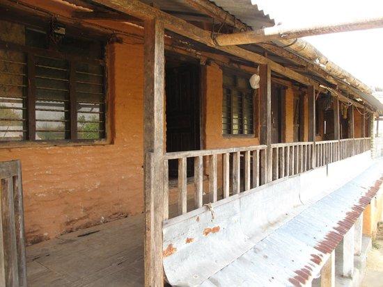 Annapurna Eco-Village: Жилой дом
