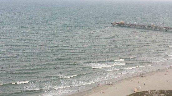 Embassy Suites by Hilton Myrtle Beach-Oceanfront Resort : Beach