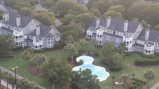 Embassy Suites by Hilton Myrtle Beach-Oceanfront Resort: Planatation Condos