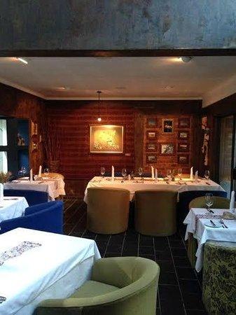 African Rock Hotel : Restaurante