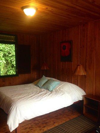 Trogon Lodge San Gerardo de Dota : Cabine #18