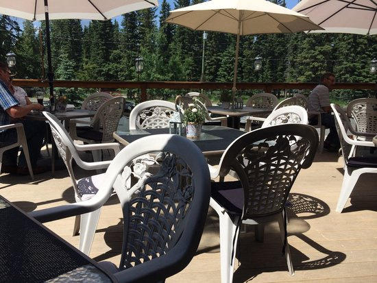 The Bavarian Inn Restaurant: Iunch today
