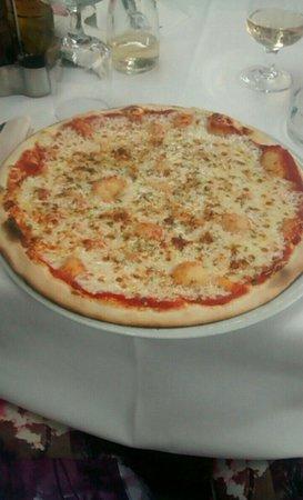 Sa Barca: Margarigta pizza