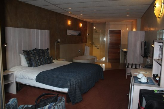 African Rock Hotel: Apartamento