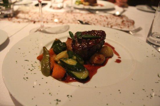 African Rock Hotel: Carne ao ponto