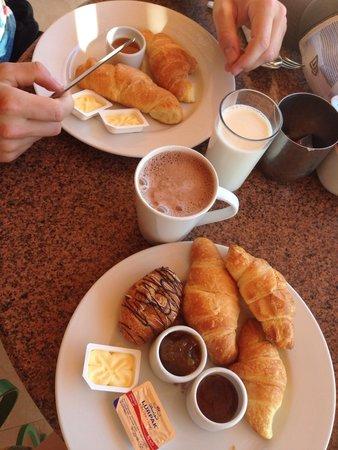 Dana Beach Resort: Breakfast