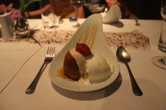 African Rock Hotel: Sobremesa