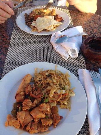 Dana Beach Resort: Asian restaurant