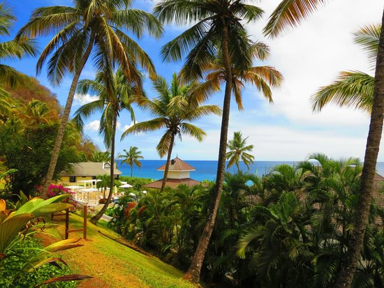 BodyHoliday Saint Lucia : The View from the Spa