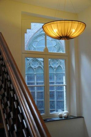 Hotel Merici: Binnenzicht hotel
