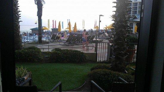 Hilton Sandestin Beach, Golf Resort & Spa: Fom our room
