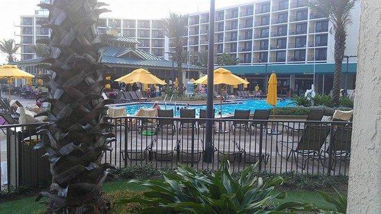 Hilton Sandestin Beach, Golf Resort & Spa: From our room