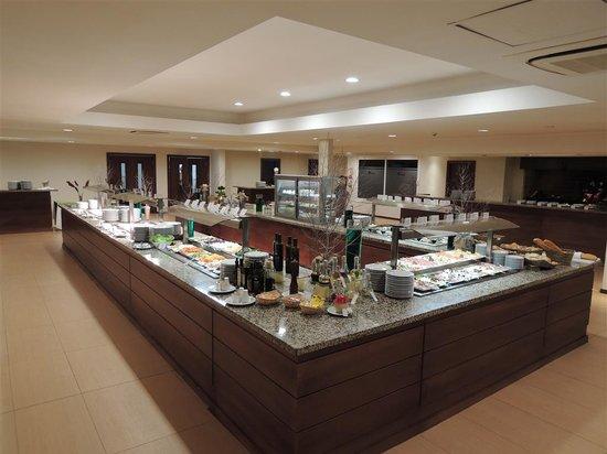 Altos Del Arapey Club De Golf y Hotel Termal: Restaurante