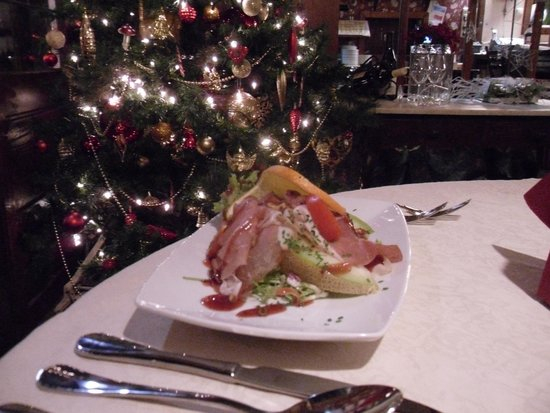Hotel-Restaurant Vijlerhof: Heerlijke maaltijden en zie hoe mooi opgediend
