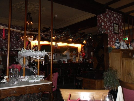 Hotel-Restaurant Vijlerhof: eetzaal