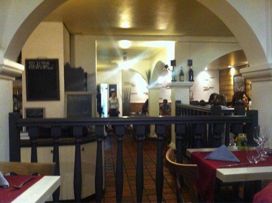 Restaurant les Halles : L'interno