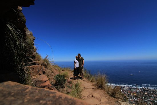 Long Street Backpackers: Lions head