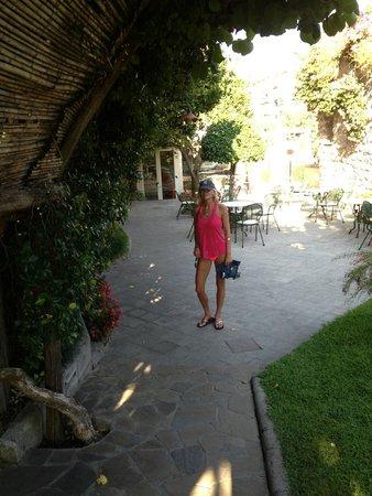 Antiche Mura Hotel : grounds