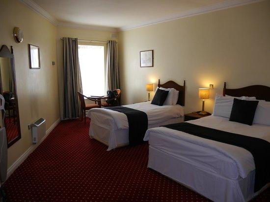 Ripley Court Hotel : Zimmer 3.Etage