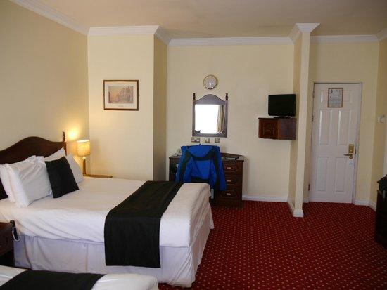 Ripley Court Hotel : Zimmer 3. Etage