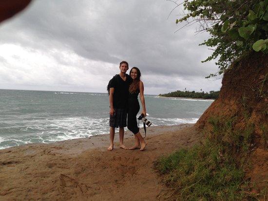 Hotel Almendros y Corales: From Punta Uva