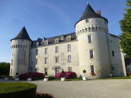 Château de Marçay  : façade