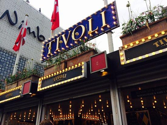 Jardines Tivoli: Tivoli